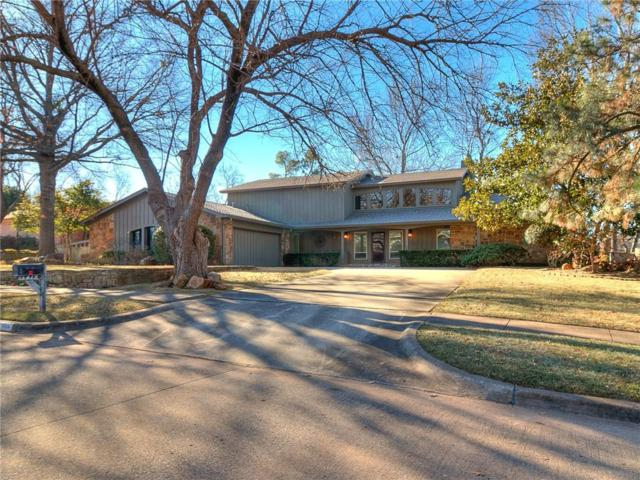 1418 Aspen Lane, Norman, OK 73072 (MLS #804533) :: UB Home Team