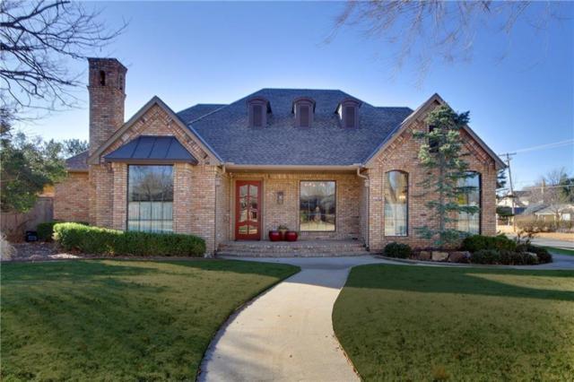 1834 Drakestone Avenue, Nichols Hills, OK 73120 (MLS #804538) :: UB Home Team