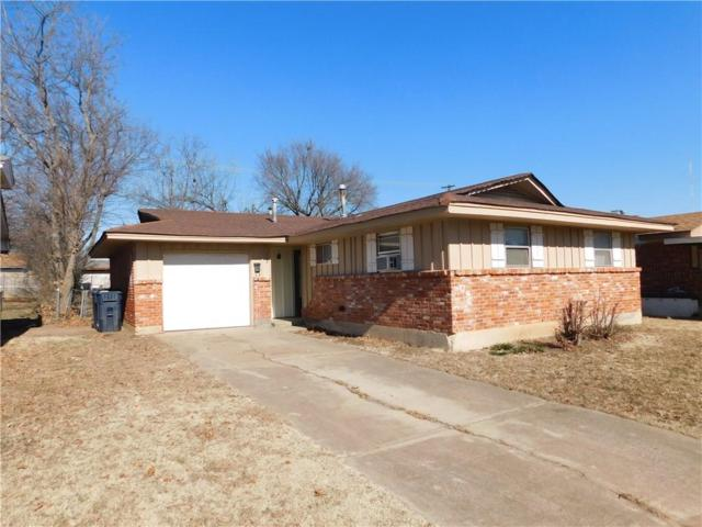 333 Nw 85th St., Oklahoma City, OK 73114 (MLS #804554) :: Keller Williams Mulinix OKC