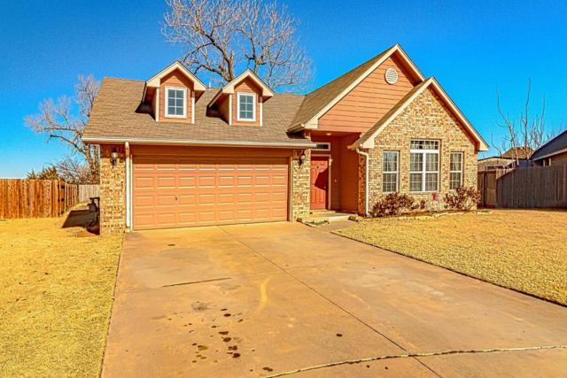 4701 SW 121st Street, Oklahoma City, OK 73173 (MLS #804574) :: Wyatt Poindexter Group