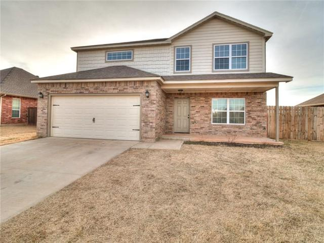 2075 Bradford Avenue, Newcastle, OK 73065 (MLS #804580) :: UB Home Team