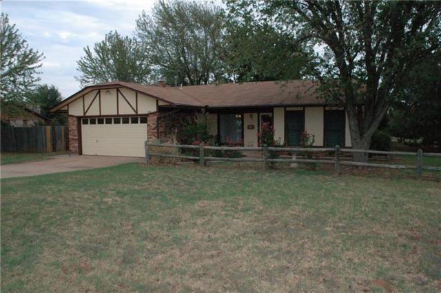 1408 N Sara Road, Mustang, OK 73064 (MLS #804581) :: UB Home Team