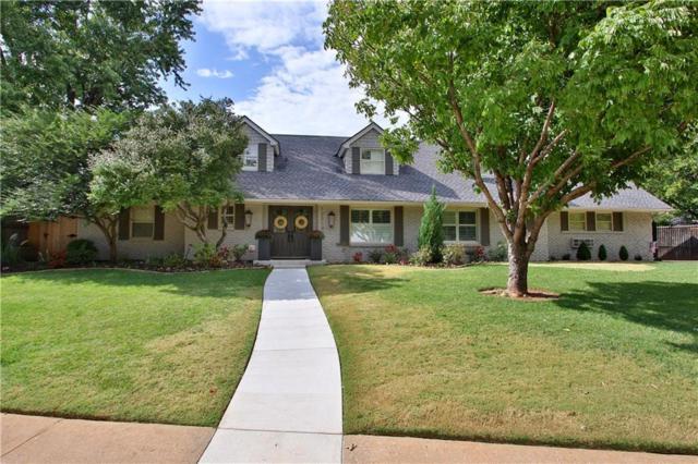 12313 Blue Sage Road, Oklahoma City, OK 73120 (MLS #804582) :: Wyatt Poindexter Group