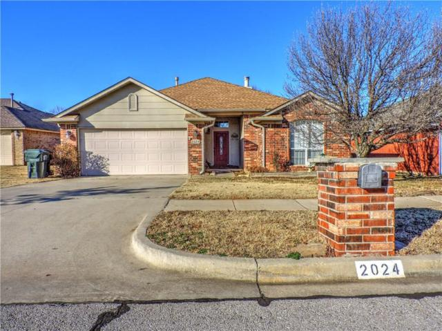 2024 Old Central, Norman, OK 73071 (MLS #804583) :: Wyatt Poindexter Group