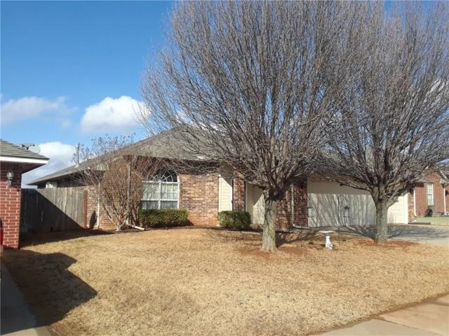 5409 SE 81st Ter, Oklahoma City, OK 73135 (MLS #804594) :: Wyatt Poindexter Group