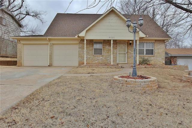 8621 SW 75th, Oklahoma City, OK 73169 (MLS #804622) :: Keller Williams Mulinix OKC