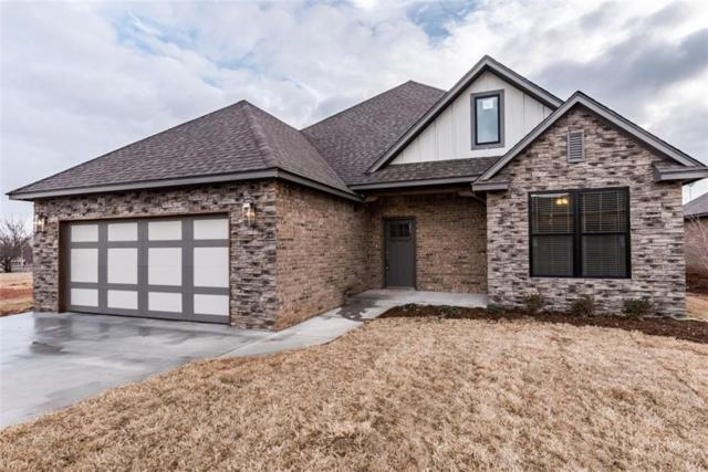 414 Clearview Drive, Washington, OK 73093 (MLS #804643) :: Erhardt Group at Keller Williams Mulinix OKC