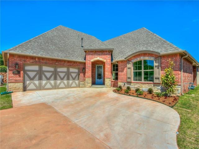 1155 Villas Creek Drive, Edmond, OK 73003 (MLS #804649) :: UB Home Team