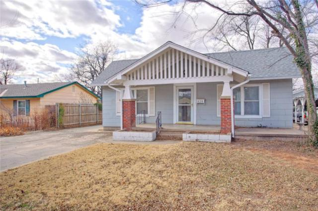 820 N Stewart, Norman, OK 73071 (MLS #804658) :: UB Home Team