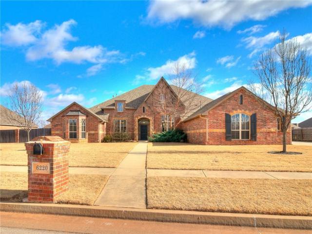 6220 Whispering Grove, Oklahoma City, OK 73169 (MLS #804677) :: Wyatt Poindexter Group