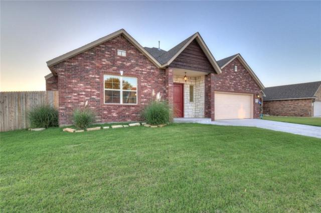 833 Glenwood, Moore, OK 73160 (MLS #804679) :: Keller Williams Mulinix OKC
