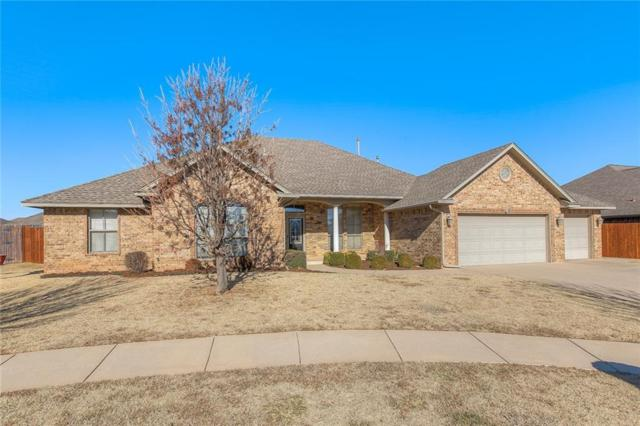 8833 NW 114th Circle, Oklahoma City, OK 73162 (MLS #804680) :: Wyatt Poindexter Group