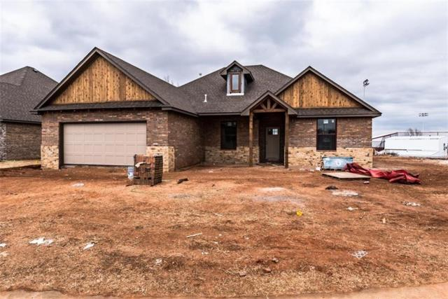 416 Clearview Drive, Washington, OK 73093 (MLS #804689) :: Erhardt Group at Keller Williams Mulinix OKC