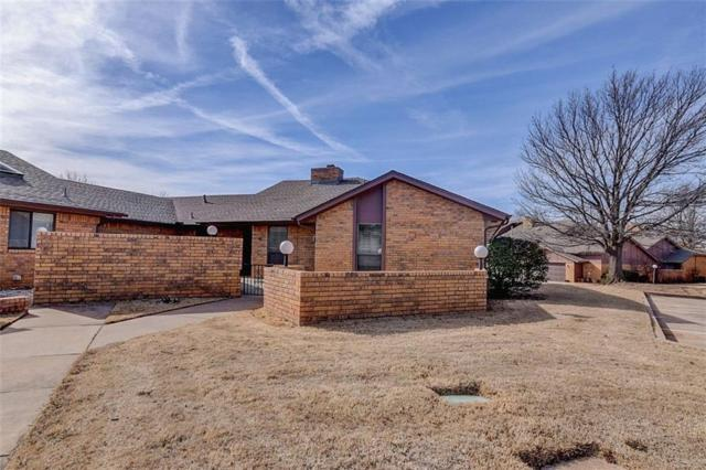 1899 Saddleback Boulevard #41, Norman, OK 73072 (MLS #804690) :: Keller Williams Mulinix OKC