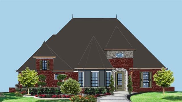 2651 Loblolly Lane, Edmond, OK 73013 (MLS #804694) :: Wyatt Poindexter Group