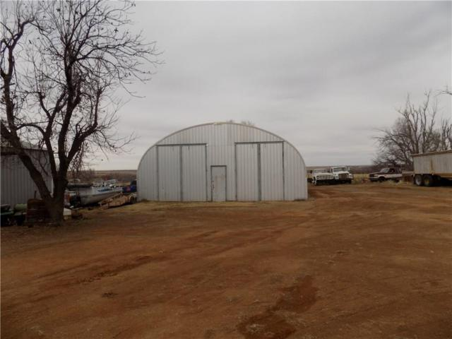 511 N Boundary, Sentinel, OK 73664 (MLS #804718) :: Wyatt Poindexter Group