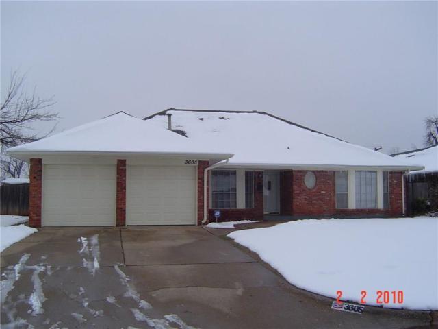 3605 Rolling Lane, Midwest City, OK 73110 (MLS #804720) :: UB Home Team