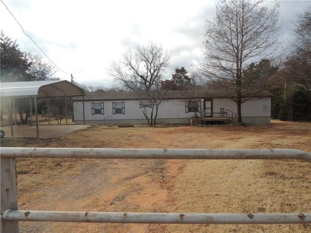 331883 E Oakmeadow, Wellston, OK 74881 (MLS #804721) :: KING Real Estate Group