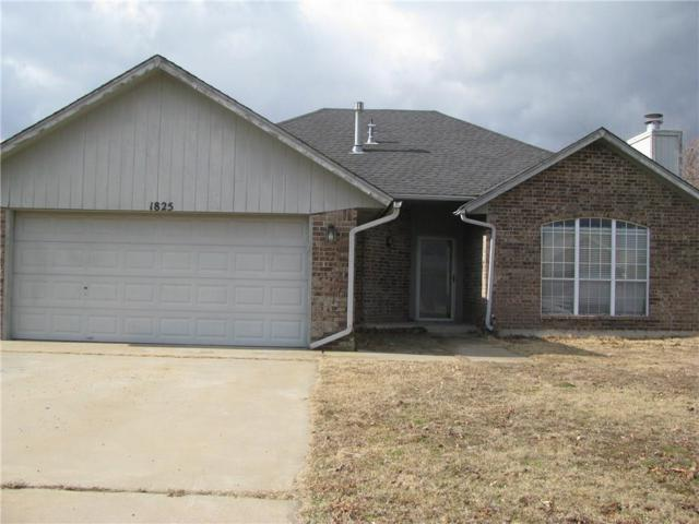 1825 Butterfield, Choctaw, OK 73020 (MLS #804725) :: UB Home Team