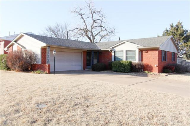 5401 NW 64th Street, Oklahoma City, OK 73132 (MLS #804726) :: Keller Williams Mulinix OKC