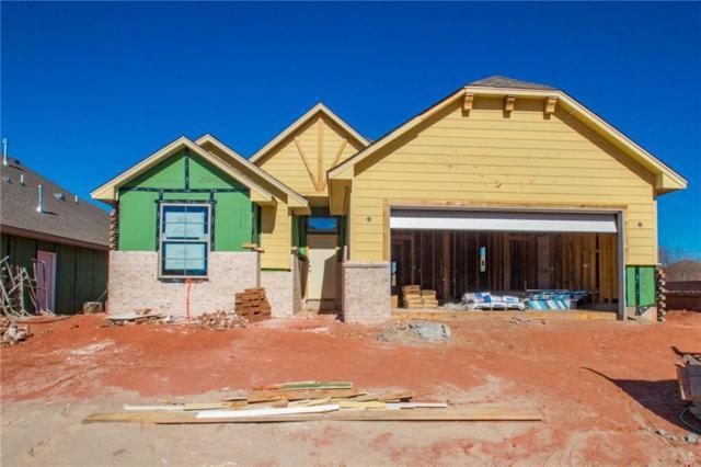817 NW 192nd Terrace, Edmond, OK 73012 (MLS #804741) :: Wyatt Poindexter Group