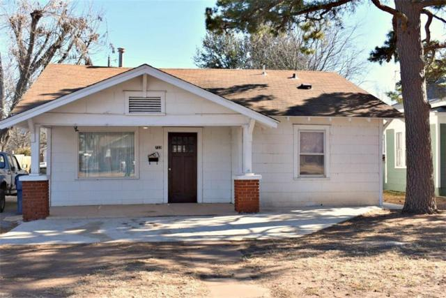 723 S 17th Street, Chickasha, OK 73018 (MLS #804752) :: Erhardt Group at Keller Williams Mulinix OKC