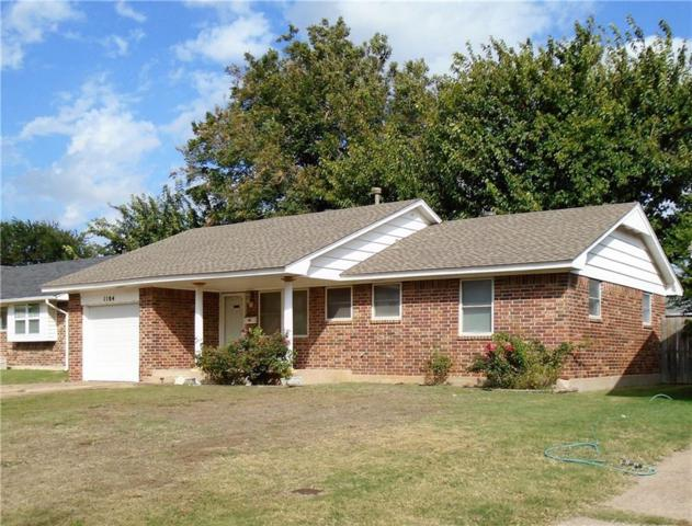 1104 Gale Avenue, Moore, OK 73160 (MLS #804762) :: UB Home Team
