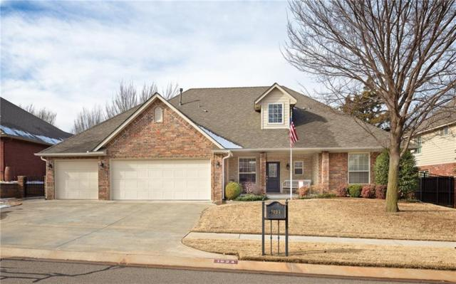 1924 Hallbrooke Drive, Norman, OK 73071 (MLS #804768) :: Homestead & Co