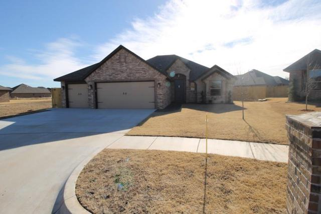 11732 SW 25th Court, Yukon, OK 73099 (MLS #804770) :: UB Home Team
