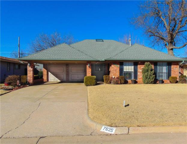7625 Nw 28th, Bethany, OK 73008 (MLS #804798) :: Wyatt Poindexter Group
