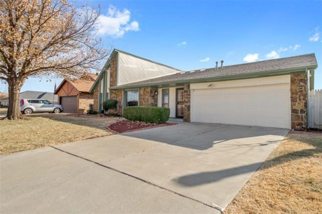 8220 NW 112th Street, Oklahoma City, OK 73162 (MLS #804815) :: Wyatt Poindexter Group