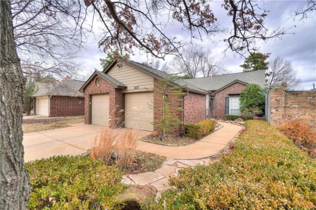 1623 Country Place, Oklahoma City, OK 73131 (MLS #804825) :: Homestead & Co
