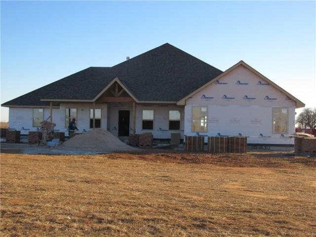 15200 SW 94th, Mustang, OK 73064 (MLS #804826) :: Wyatt Poindexter Group