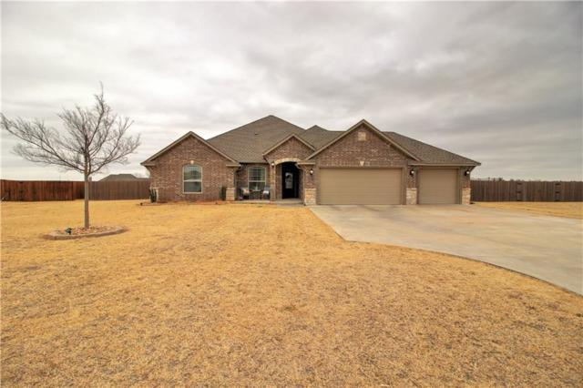 620 Esther Drive, Tuttle, OK 73089 (MLS #804905) :: Wyatt Poindexter Group