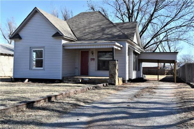 618 N Main, Elk City, OK 73644 (MLS #804954) :: Wyatt Poindexter Group