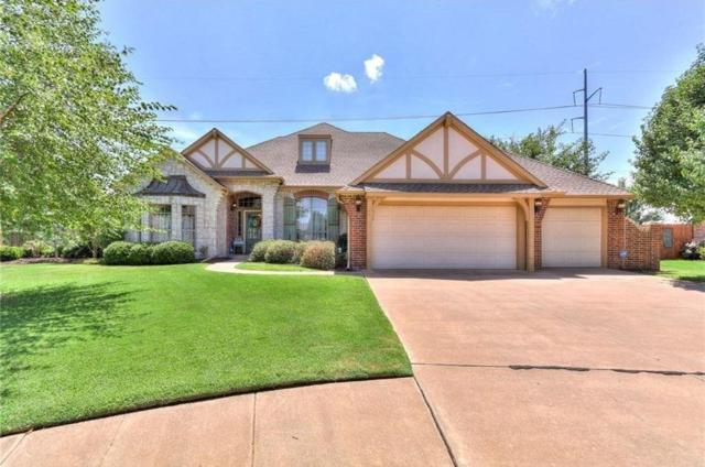 16500 Fenmoor Lane, Edmond, OK 73012 (MLS #805064) :: Homestead & Co