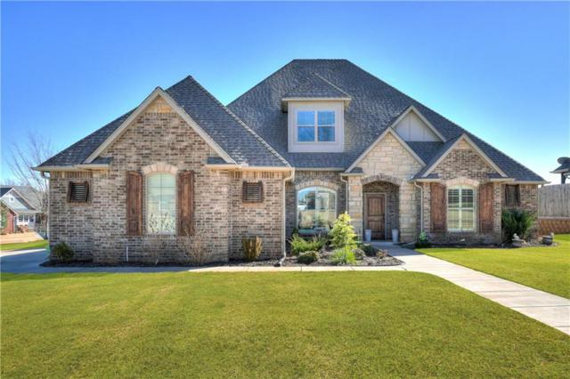 15508 Colonia Bella, Edmond, OK 73013 (MLS #805072) :: Wyatt Poindexter Group