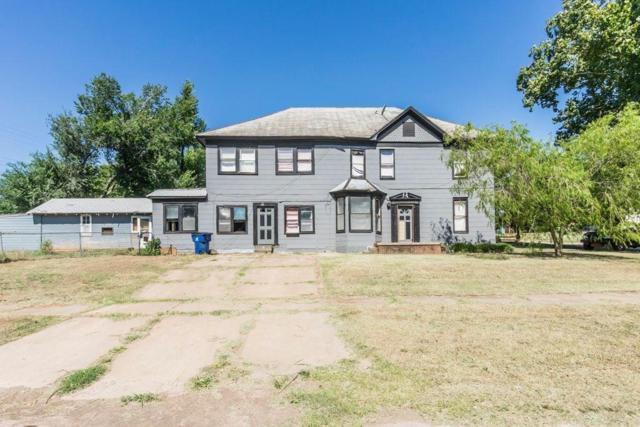 1901 W Warner, Guthrie, OK 73044 (MLS #805073) :: Wyatt Poindexter Group
