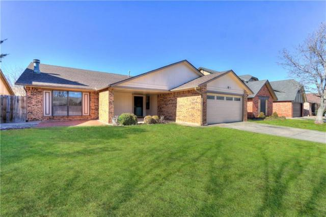 11305 Davis Court, Oklahoma City, OK 73162 (MLS #805095) :: Wyatt Poindexter Group