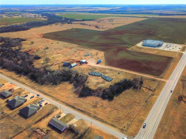 164 Th & Piedmont Rd, Piedmont, OK 73078 (MLS #805108) :: Meraki Real Estate