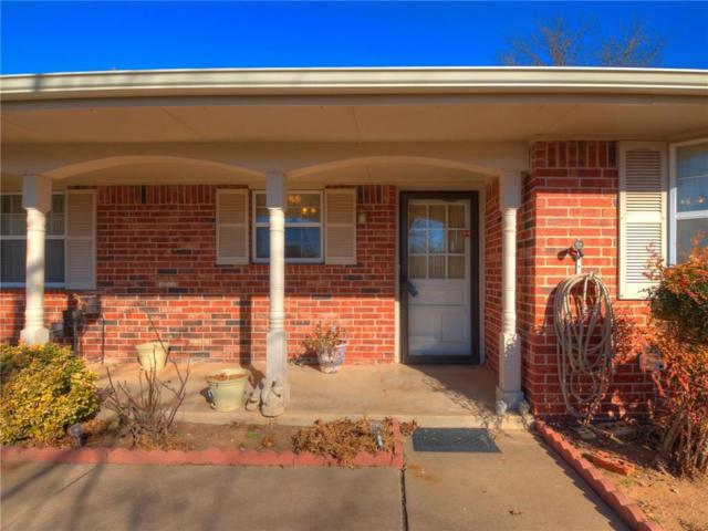 814 SW 25th Street, El Reno, OK 73036 (MLS #805112) :: Wyatt Poindexter Group