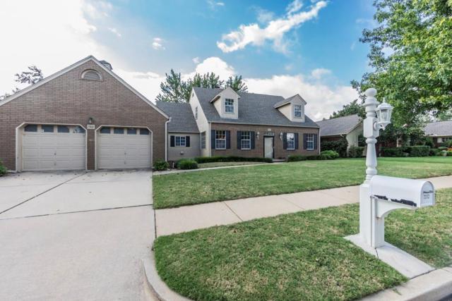 7312 NW 113th Terrace, Oklahoma City, OK 73162 (MLS #805209) :: Wyatt Poindexter Group