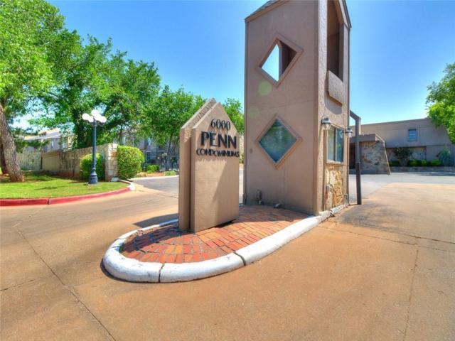 6000 N N. Pennsylvania Avenue #18, Oklahoma City, OK 73112 (MLS #805240) :: Barry Hurley Real Estate