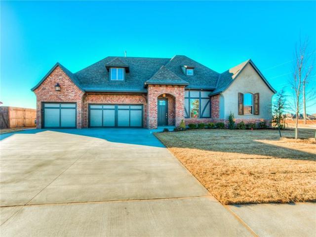 9740 SW 21st Street, Oklahoma City, OK 73128 (MLS #805254) :: Wyatt Poindexter Group