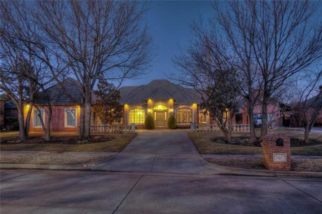 805 Hawkesbury Park, Norman, OK 73072 (MLS #805261) :: Barry Hurley Real Estate