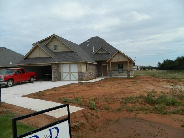 4612 Mccann, Mustang, OK 73064 (MLS #805279) :: Wyatt Poindexter Group