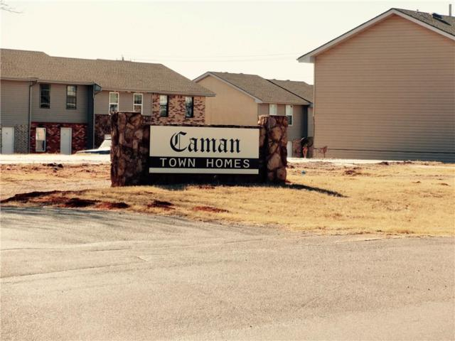 101 Wes Road #28, Elk City, OK 73644 (MLS #805287) :: Erhardt Group at Keller Williams Mulinix OKC