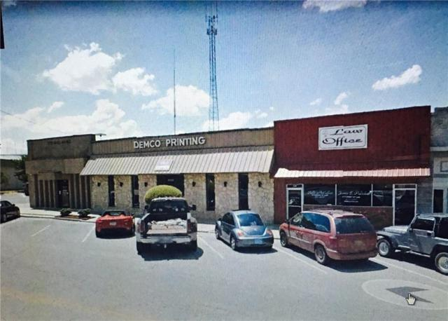 228 N Broadway, Shawnee, OK 74801 (MLS #805341) :: Erhardt Group at Keller Williams Mulinix OKC
