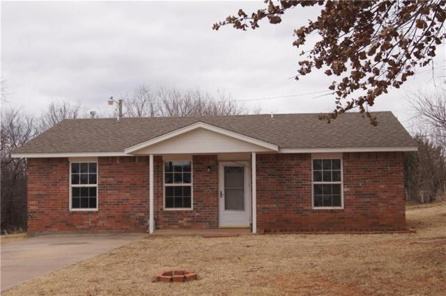 407 4th, Luther, OK 73054 (MLS #805357) :: Wyatt Poindexter Group