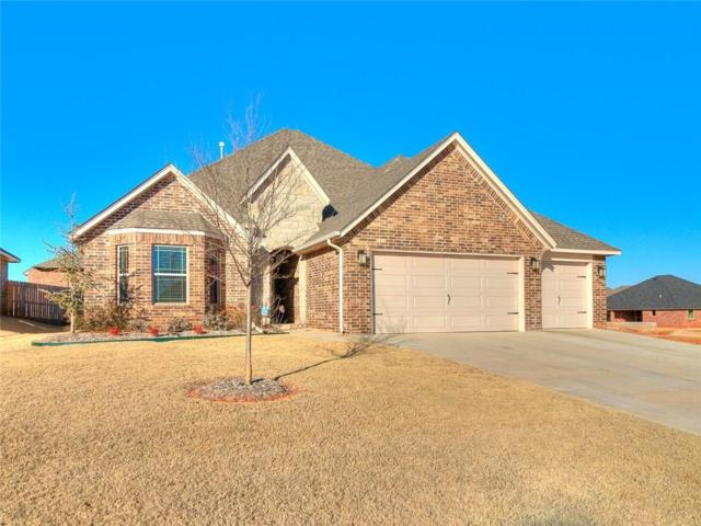 2409 Santa Monica Street, Edmond, OK 73034 (MLS #805402) :: Wyatt Poindexter Group